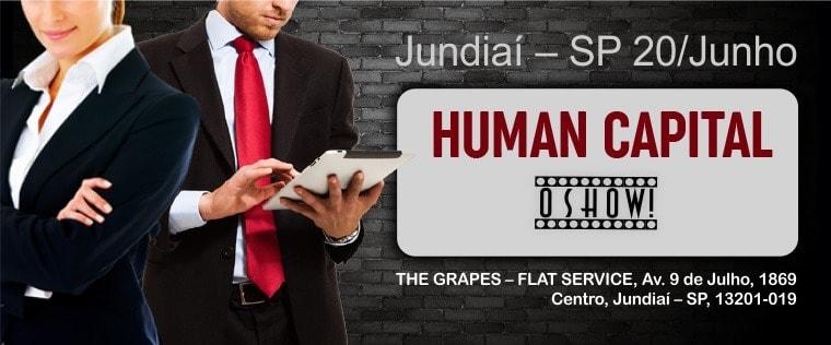 human capital o show jundiai