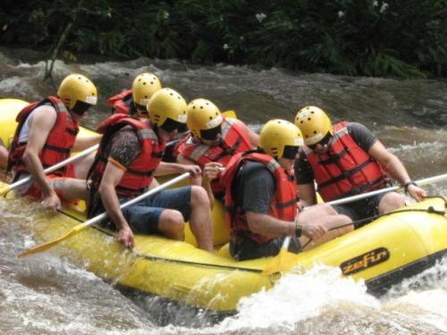 Treinamento Rafting Empresarial