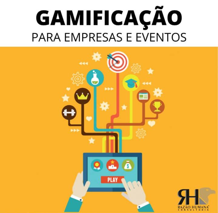 Gamificação Empresas e Eventos